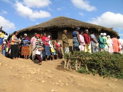 Afrika tradisionele religie